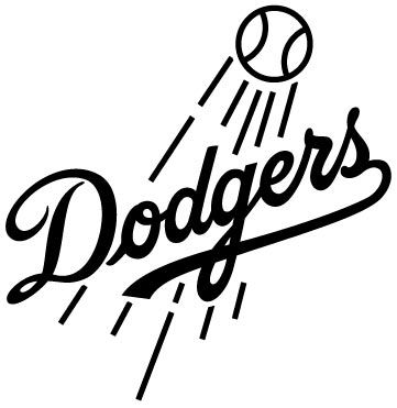 Los Angeles Dodgers Logo Decal Los Angeles Dodgers Logo Dodgers Los Angeles Dodgers