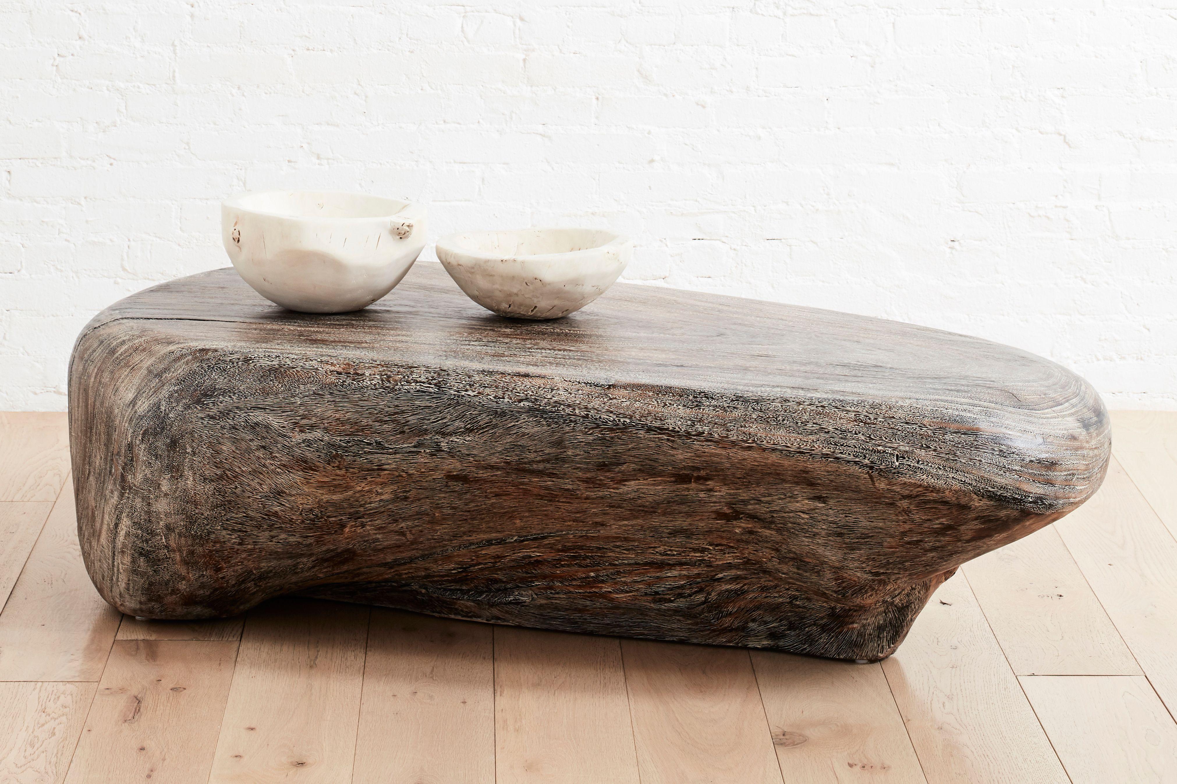 The Portland Freeform Coffee Table Stone Coffee Table Coffee