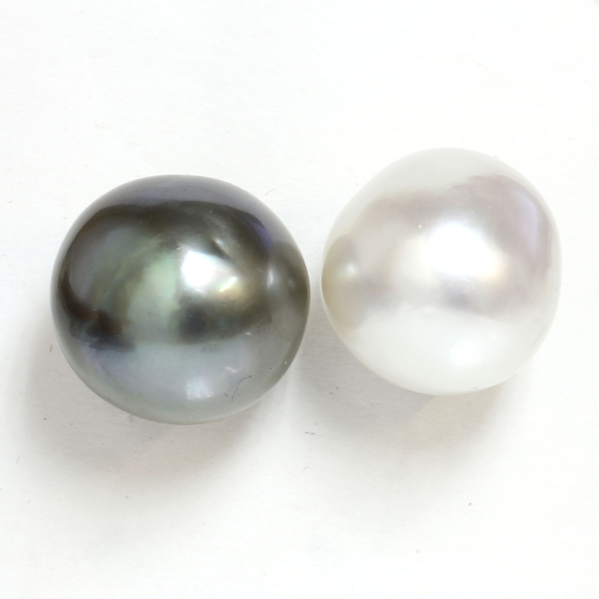 original large argentoflondon stud baroque pearl earrings product