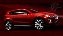 Mazda Minagi - Näheres unter http://www.mazda.at