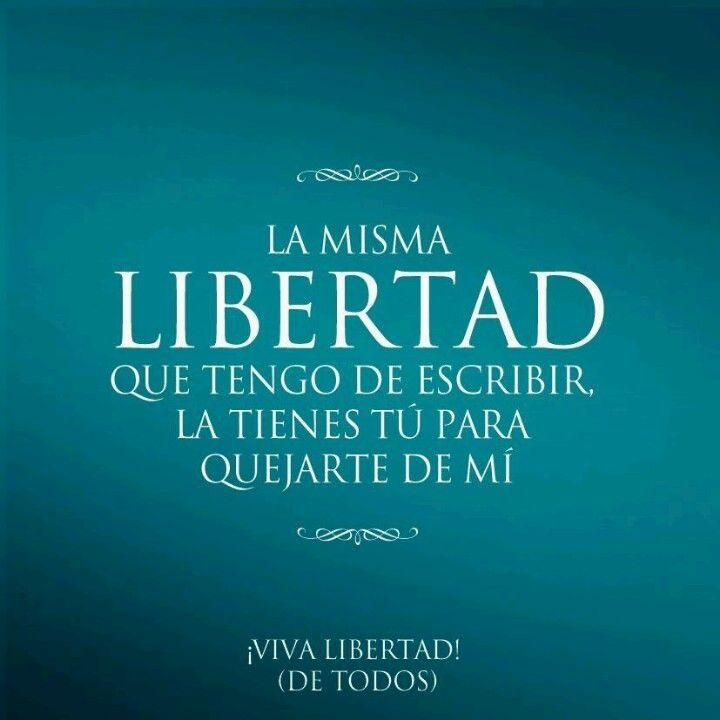 Libertad..