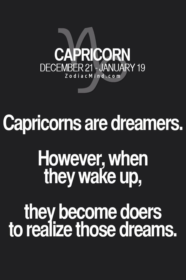 capricorn (With images) Zodiac signs capricorn