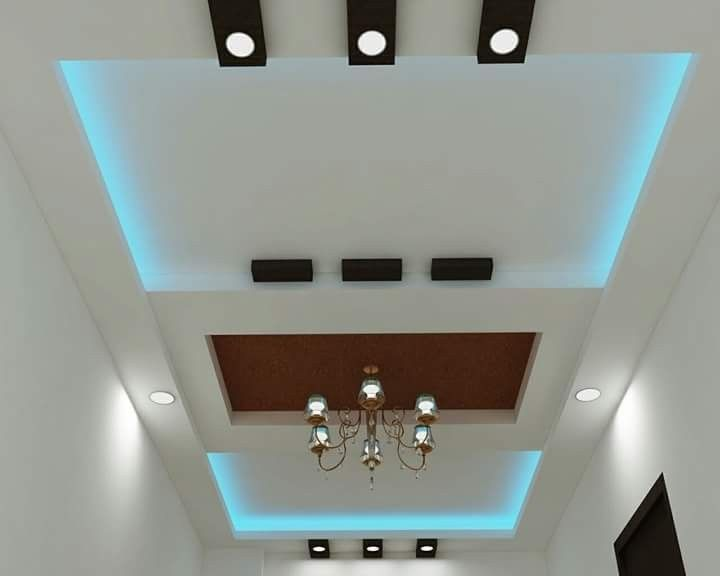 35+ Simple false ceiling designs for living room in india info
