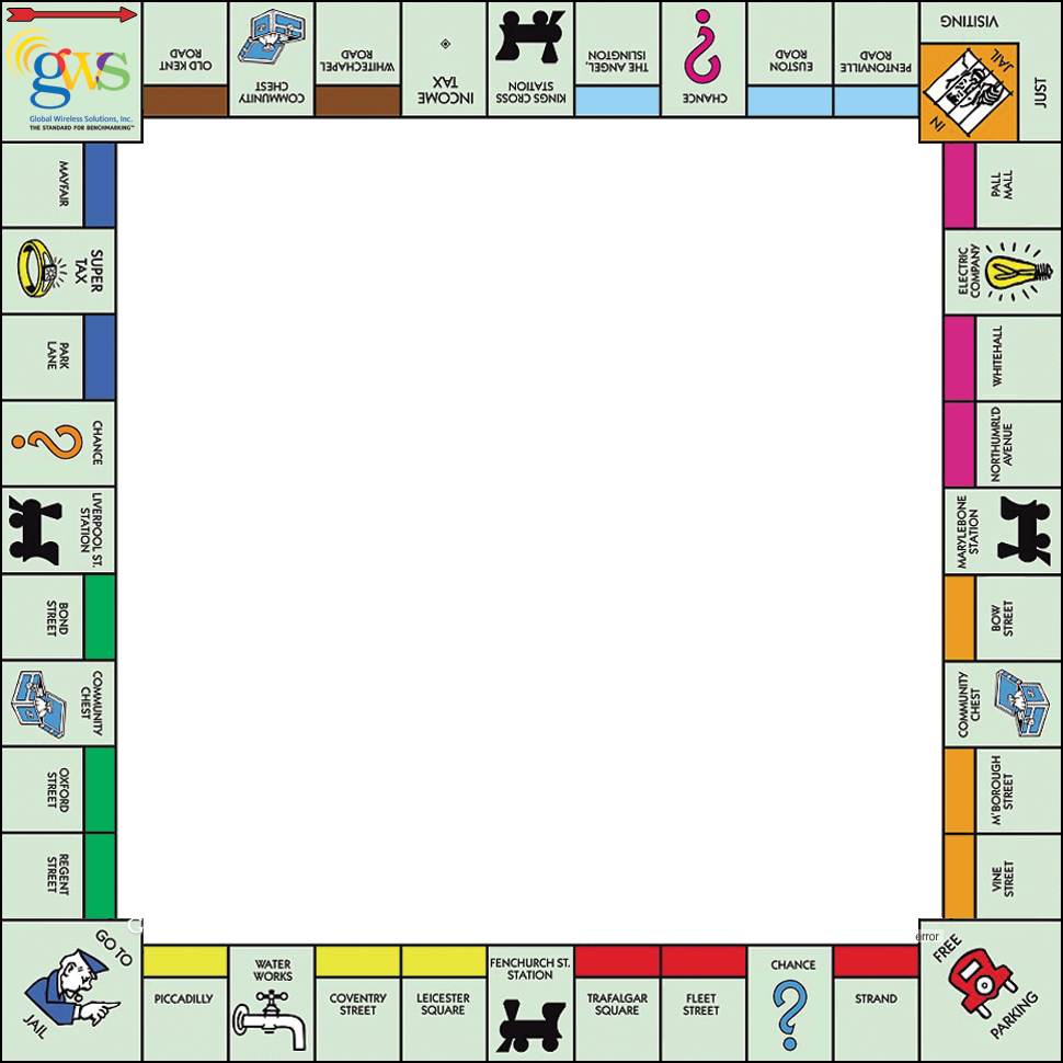 Relay monopoly game board template - Google Search | Juegos ...