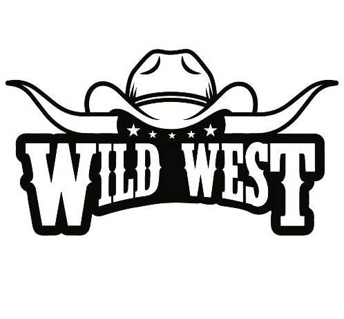 4aabba0d00 Cowboy Logo  10 Bull Horn Wrangler Horse Country Western Rodeo Ranch Wild  West Logo .