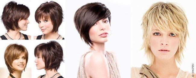 причёски и стрижки для круглого лица фото