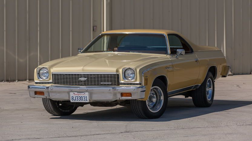 1973 Chevrolet El Camino 1 With Images Chevrolet El Camino