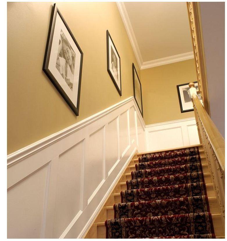 Art Deco Wainscot Kit 42'' High | House of Fine Carpentry