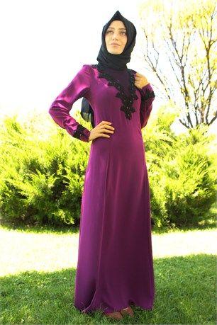 4fb99cf190e1a MarkaÂlâ 0073 Abiye Elbise #moda #fashion #diy #tesettür #allday #tunik