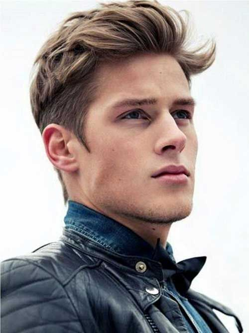 Trendy Undercut Hairstyles For Boys