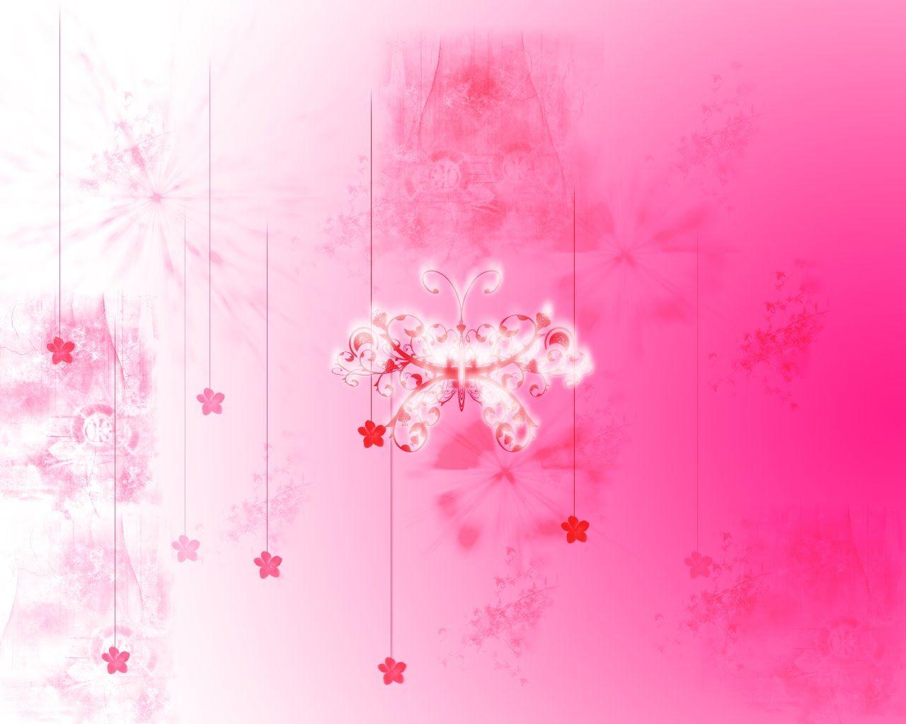 Pink Alayx Hd Beautiful Girly Backgrounds Wallpaper Pink