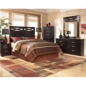 Signature Designashley Furniture Xcess Xcess Full Bedroom Mesmerizing Ashley Bedroom Dressers Decorating Inspiration
