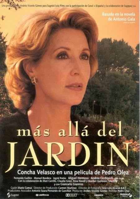 Más allá del jardín-Solo cine clásico español
