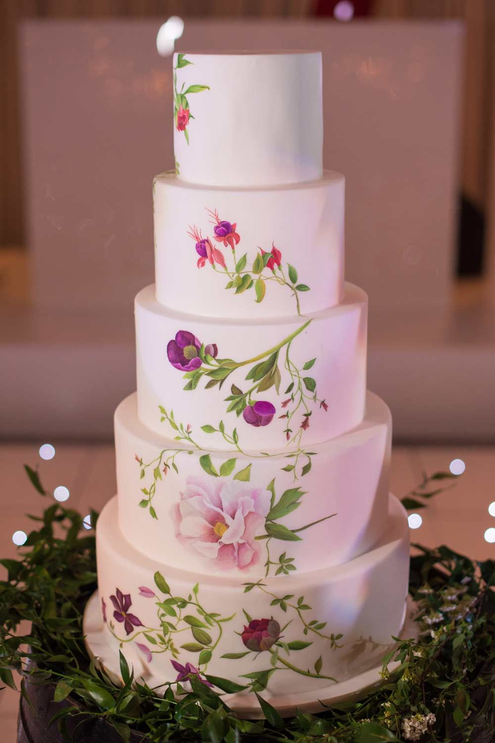 The Best Wedding Cakes in London Cool wedding cakes