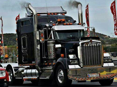 Fondos De Pantalla De Trailers Imágenes Chidas: Camiones Y Transporte