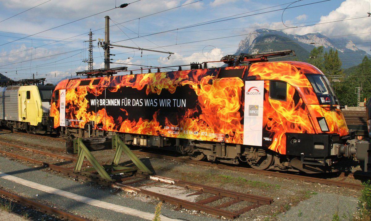 182 572 8 Txl Eisenbahn Lokomotive Modelleisenbahn