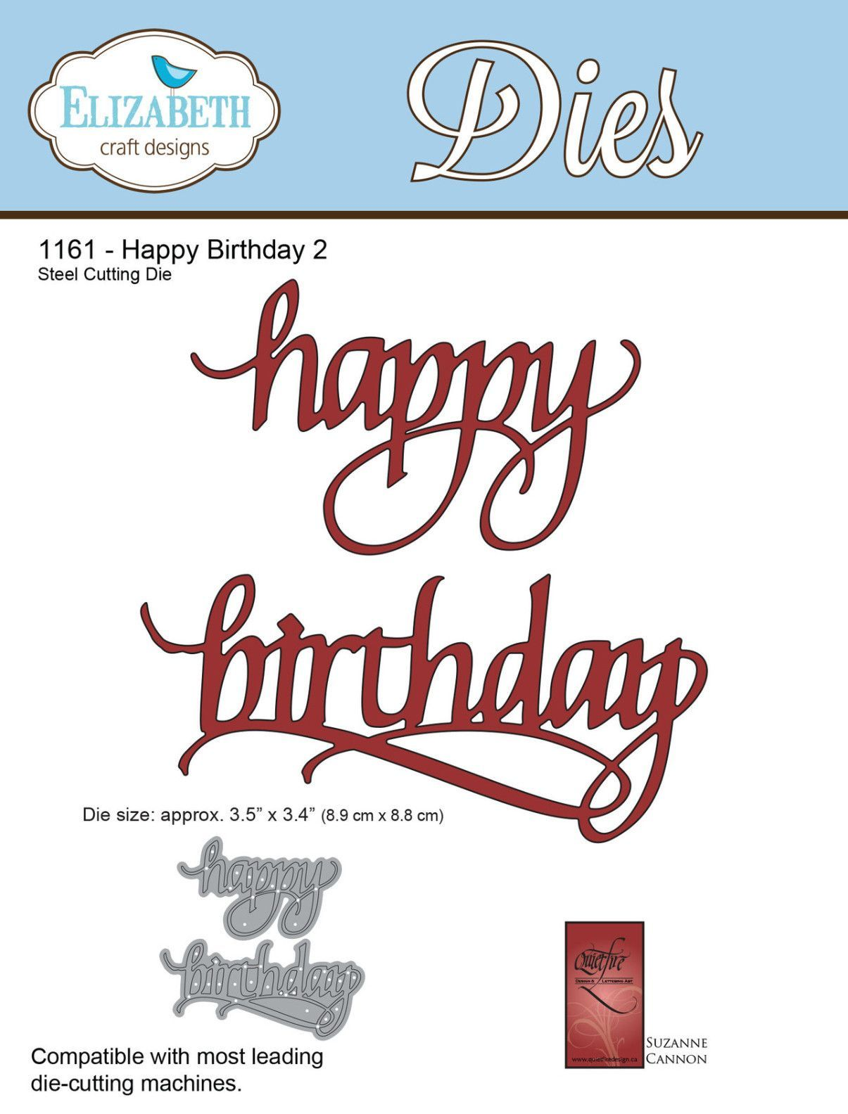 A Way With Words, Happy Birthday 2