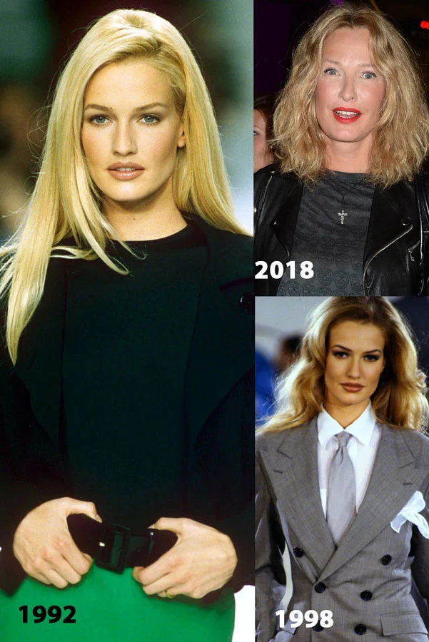 Karen Mulder 2018