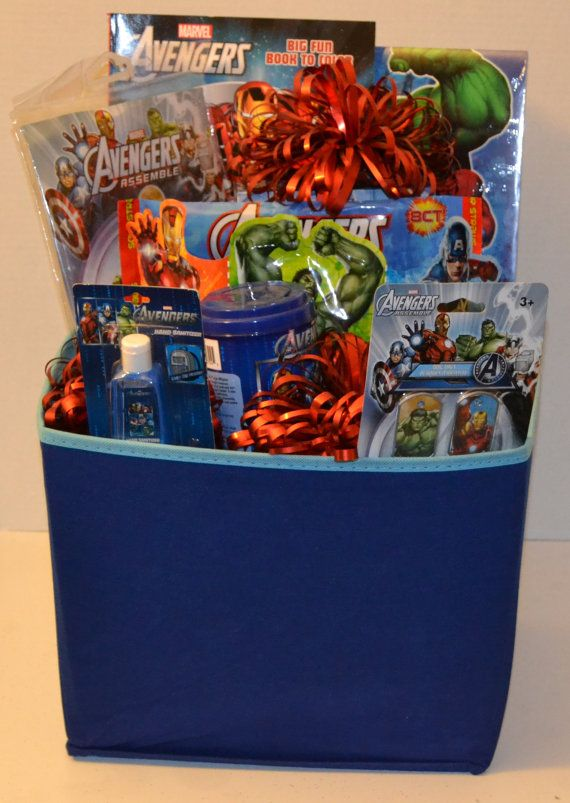Custom Easter Bin Marvel Avengers Custom Easter Easter Fun
