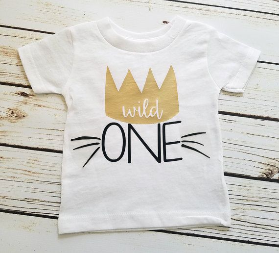 8fd6bdafa Where The Wild Things Are, Birthday, 1ST Birthday, One, Wild One, Wild One  Birthday, Cake Smash Shirt, Birthday Shirt