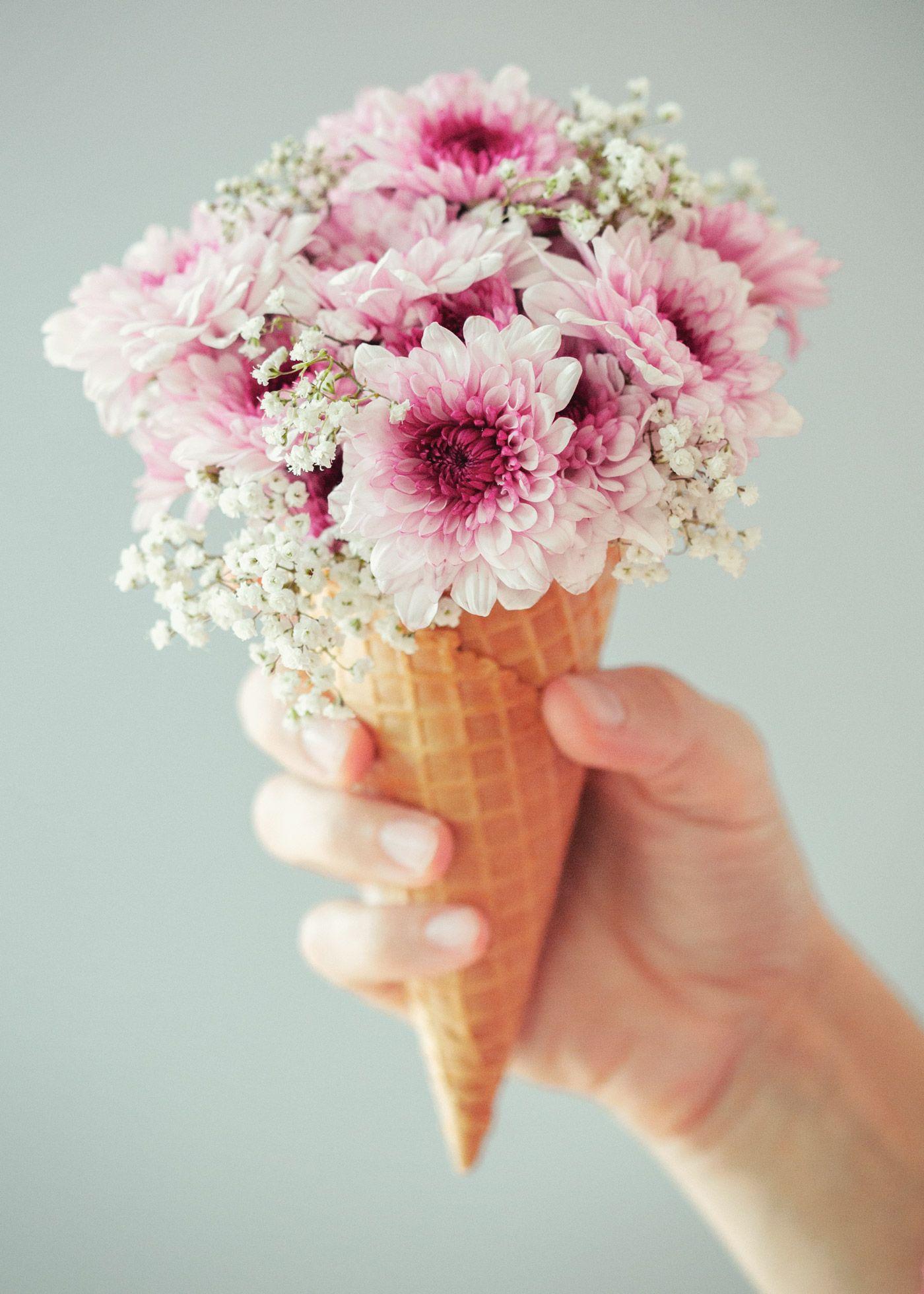 flowers3 Flor estética, Flores de color crema
