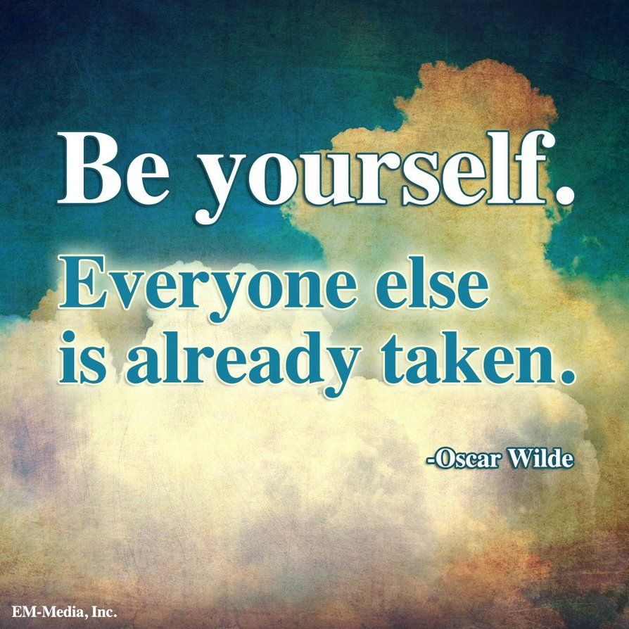 Be Yourself Quotes Tumblr Daily Inspiration Quotes