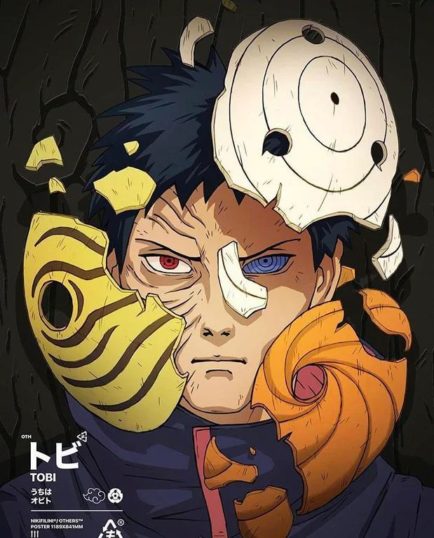Obito been through so much