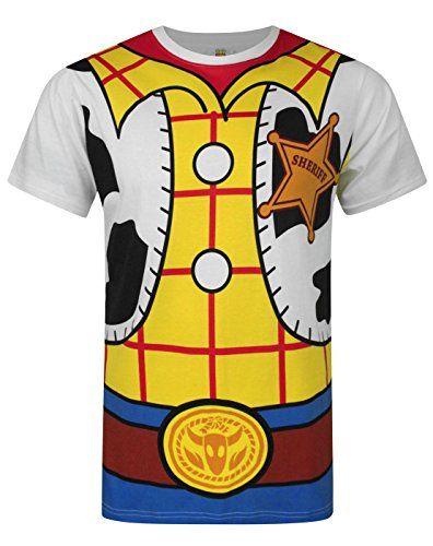 Toy Story Disney Woody Gar/çon T-Shirt