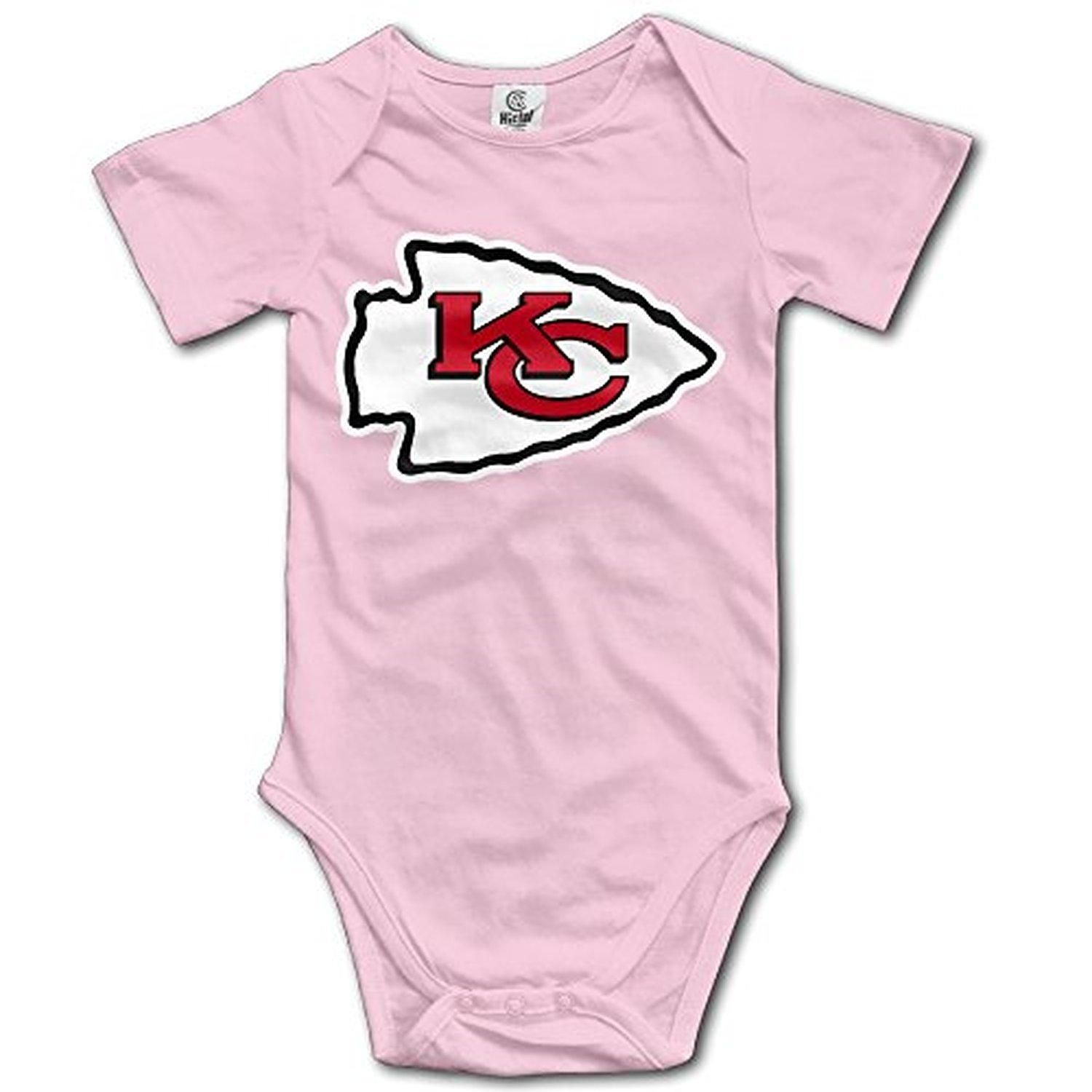 Kansas City Chiefs Logo Missouri Warpaint K C Baby Boy Girls esies