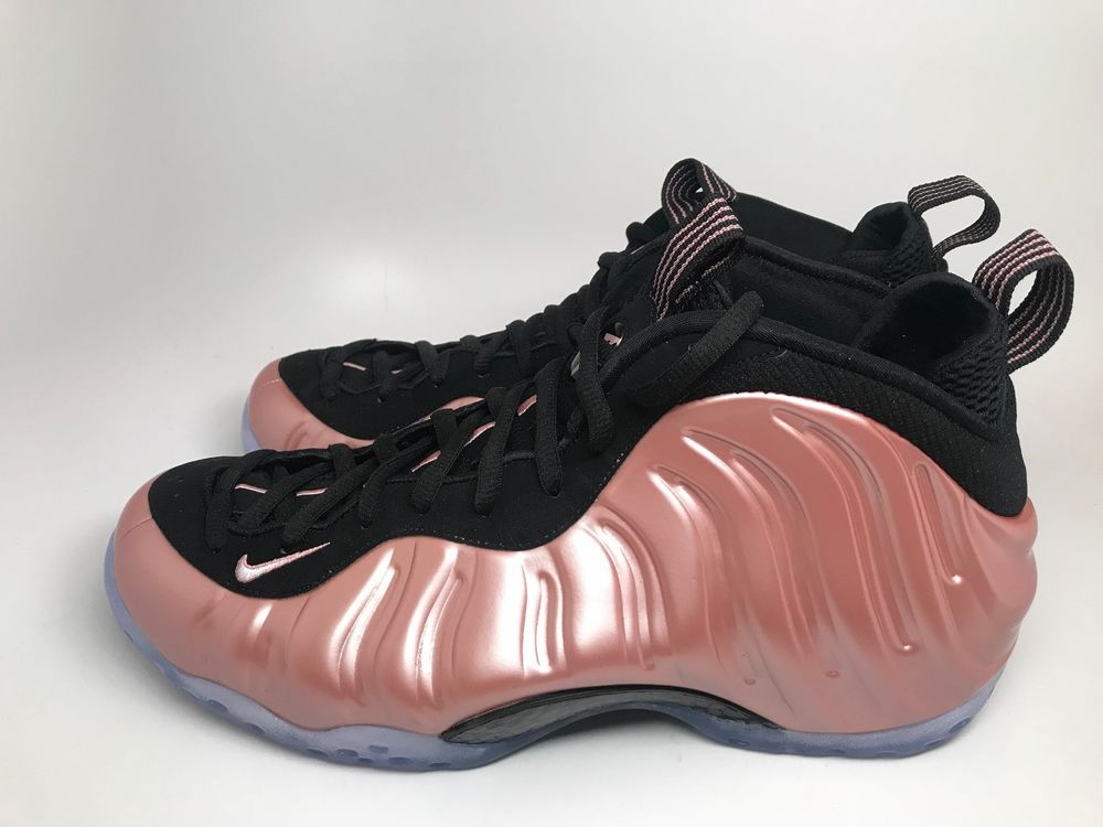 f19614b04e0 Nike Air Foamposite One Rust Pink White-Black 314996 602 Size 12 Shoes  Nike   BasketballShoes