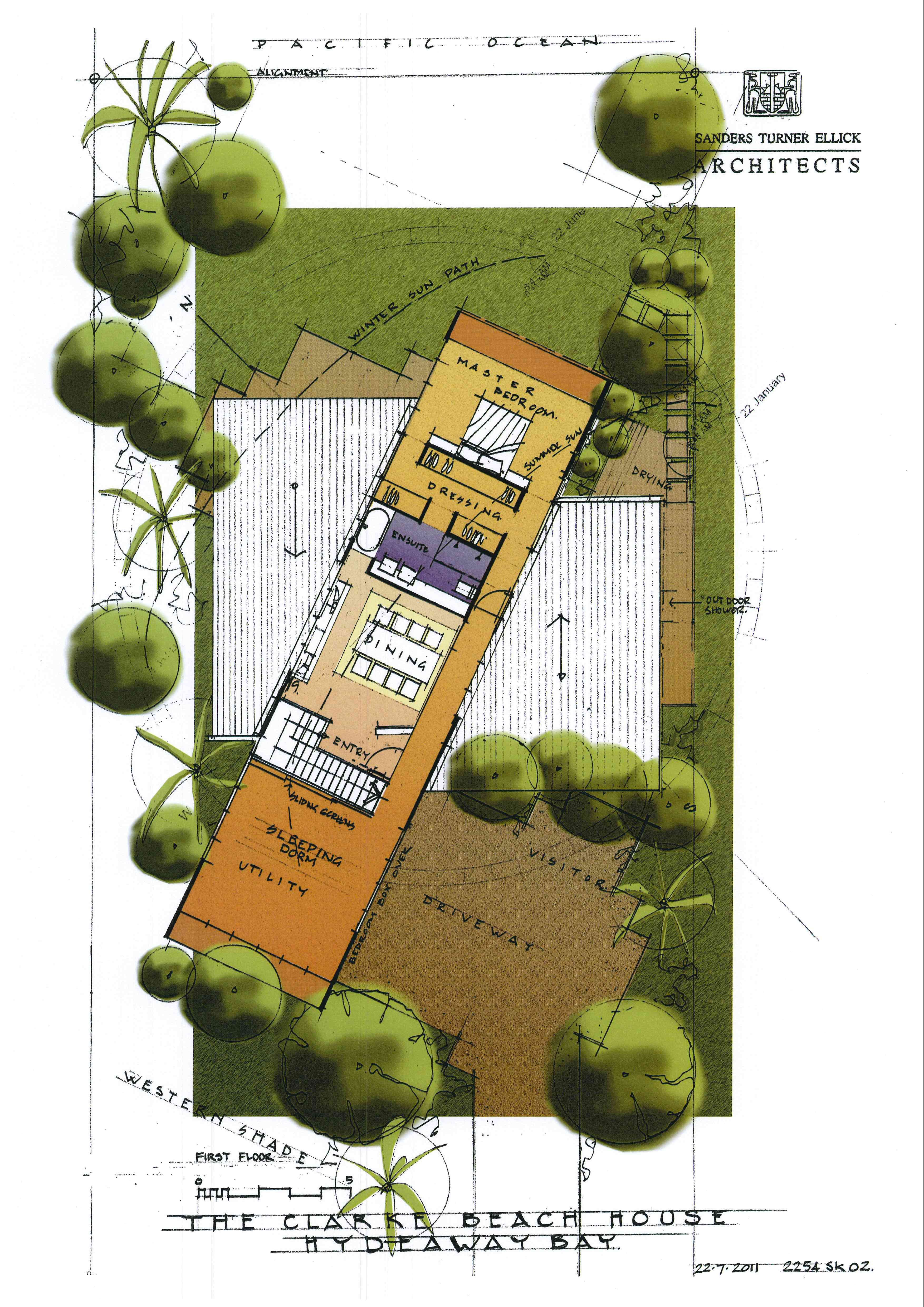 First Floor Plan Landscape Plans Planting Plan How To Plan