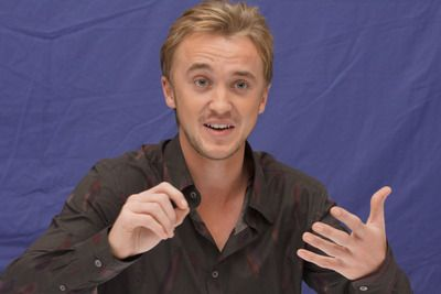 Tom Felton Born On September 22 #celebposter