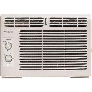 Frigidaire Fra052xt7 5 000 Btu Low Profile Compact Mini Room Window Air Conditioner Walmart Com Compact Air Conditioner Air Conditioner Window Air Conditioner