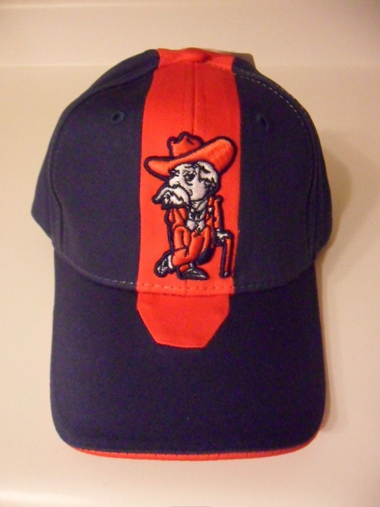 03a380b4916 New Adult Hat Ole Miss Mississippi Rebels Colonel Reb Logo Baseball Cap OSFA  picclick.com