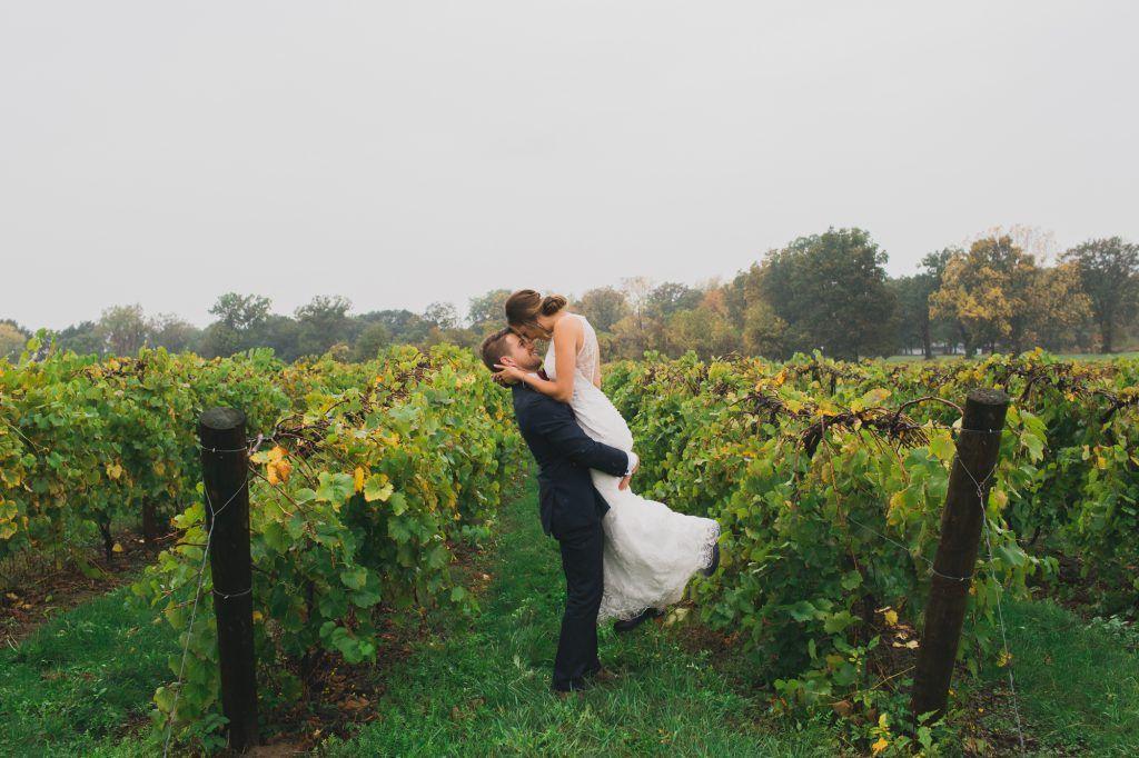 Michigan Vineyard Wedding Vineyard wedding, Michigan