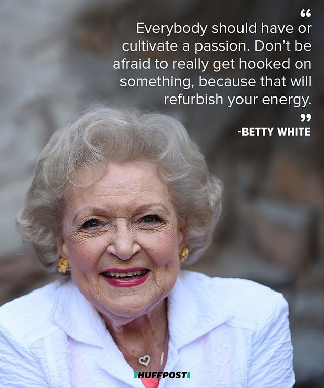 FALSE: Betty White in Her 20s