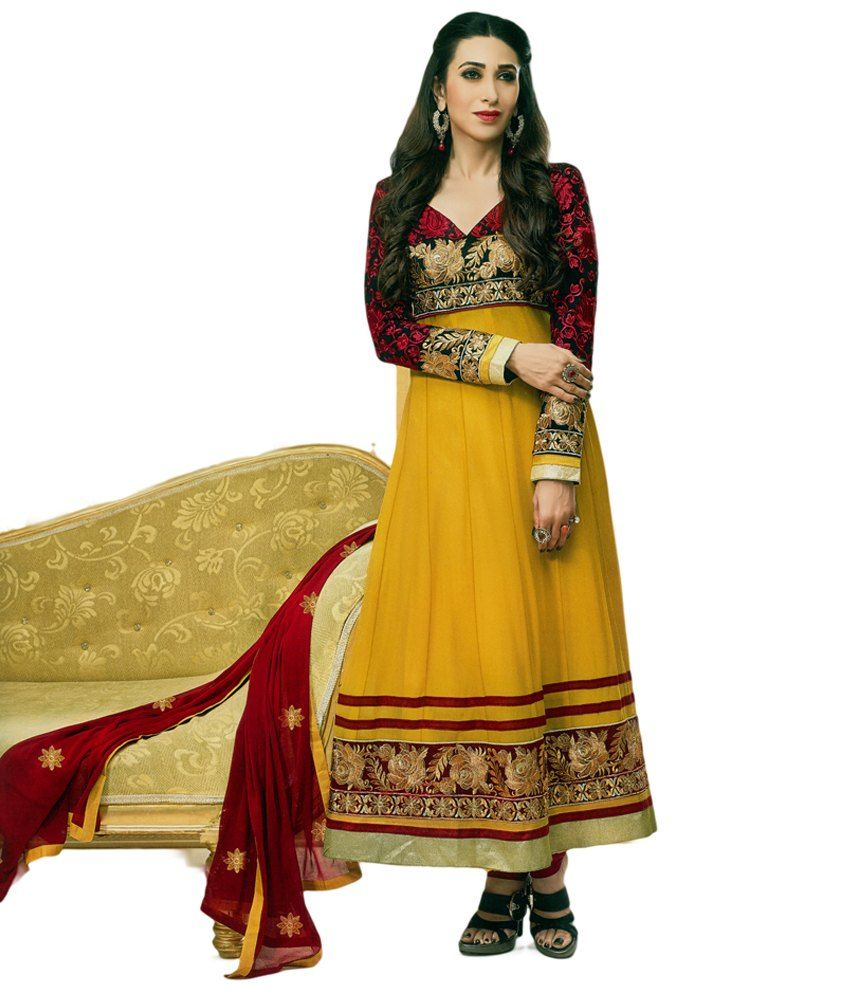 6c681492303 Get Upto 60% OFF on Dress Materials at Snapdeal
