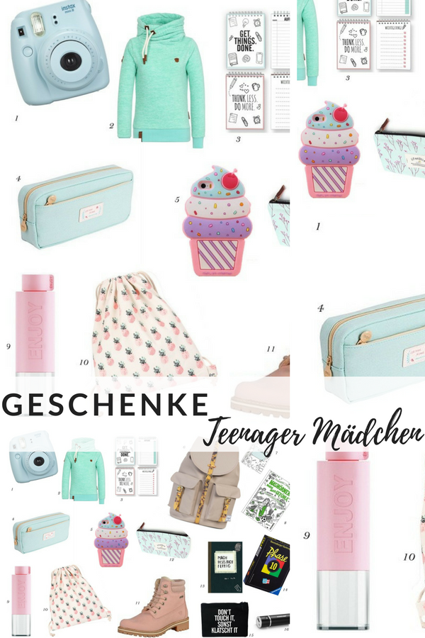 geschenke teenager wishlist f r die teenie party geschenkideen f r teenager m dchen. Black Bedroom Furniture Sets. Home Design Ideas