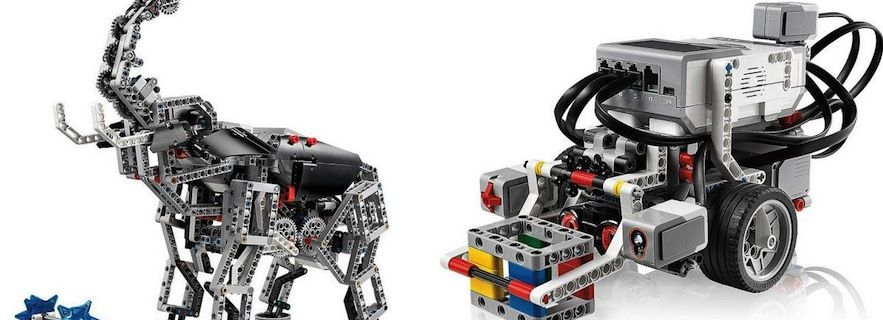 Lego Mindstorms- Lego's line of buildable, programmable robots are ...