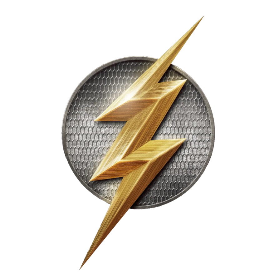 DCEU The Flash Logo by TheGothamGuardian Justice league