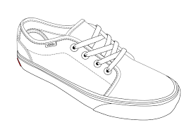 Resultado De Imagem Para Vans Drawing Shoe Template Sneaker Art Pictures Of Shoes
