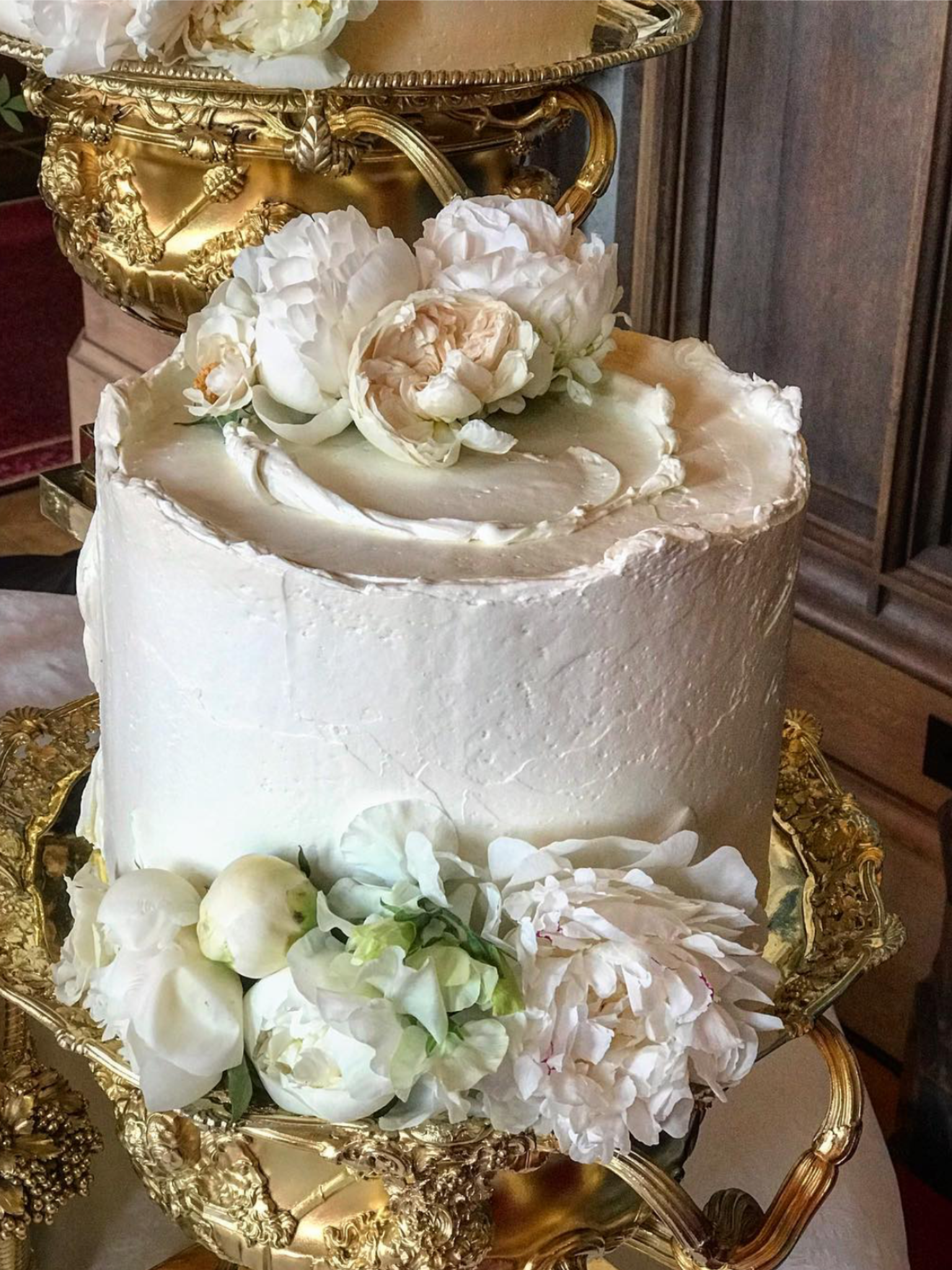 Wedding Cake Harry And Meghan Royal Wedding In 2019