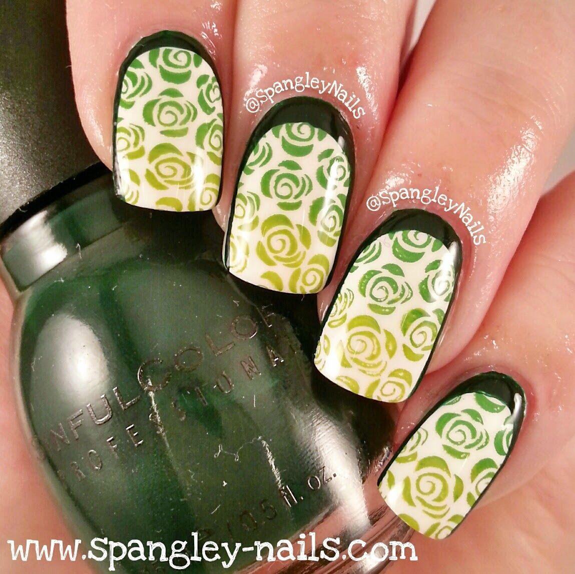 Spangley Nails | UK Nail Art Blog: #FightForLightAndLive Depression ...