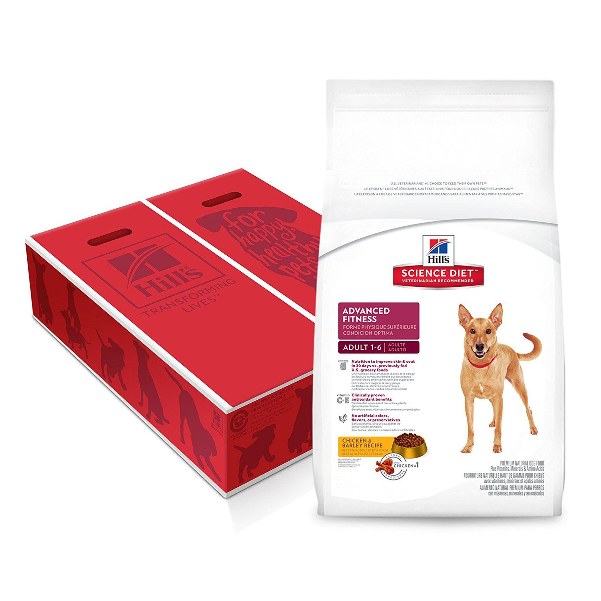 Hill S Science Diet Adult Dog Food Chicken Barley Dog Food