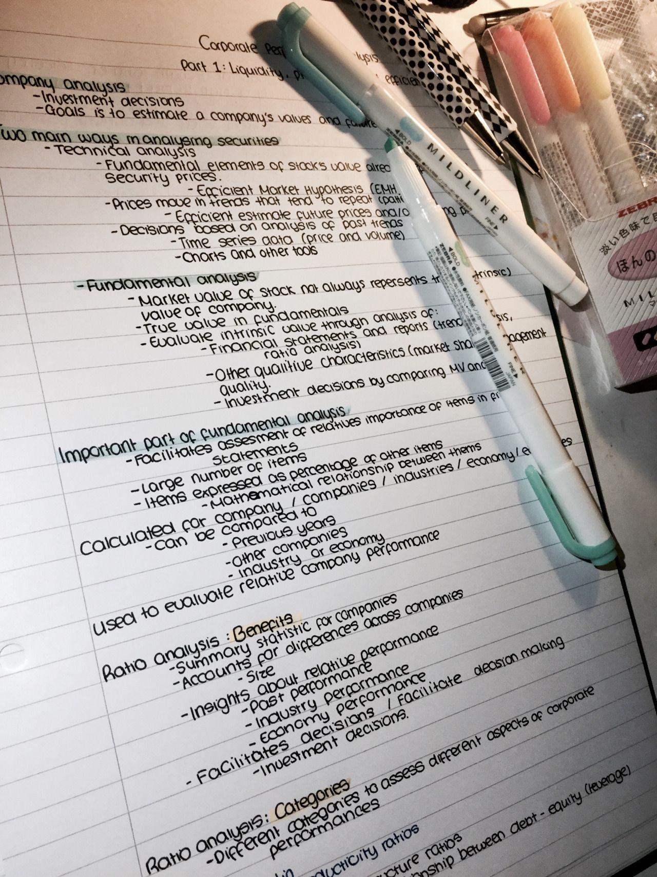 Perfect Neat Handwriting