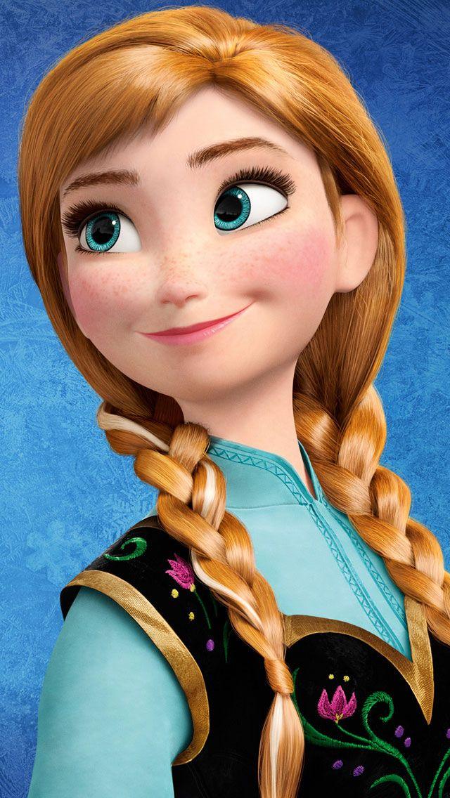 Frozen Anna Iphone Wallpaper Wallpaper Iphone Disney Princess Disney Princess Frozen Disney Princess Drawings