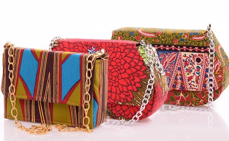 How To Make Ankara Bags