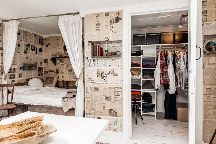 Klassikalises võtmes kujundatud hele, romantiline ja maalähedane kodu