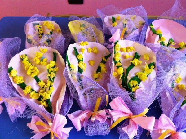 Decorazioni Per Feste Bambini Fai Da Te : Festa della donna: decorazioni fai da te foto tempo libero