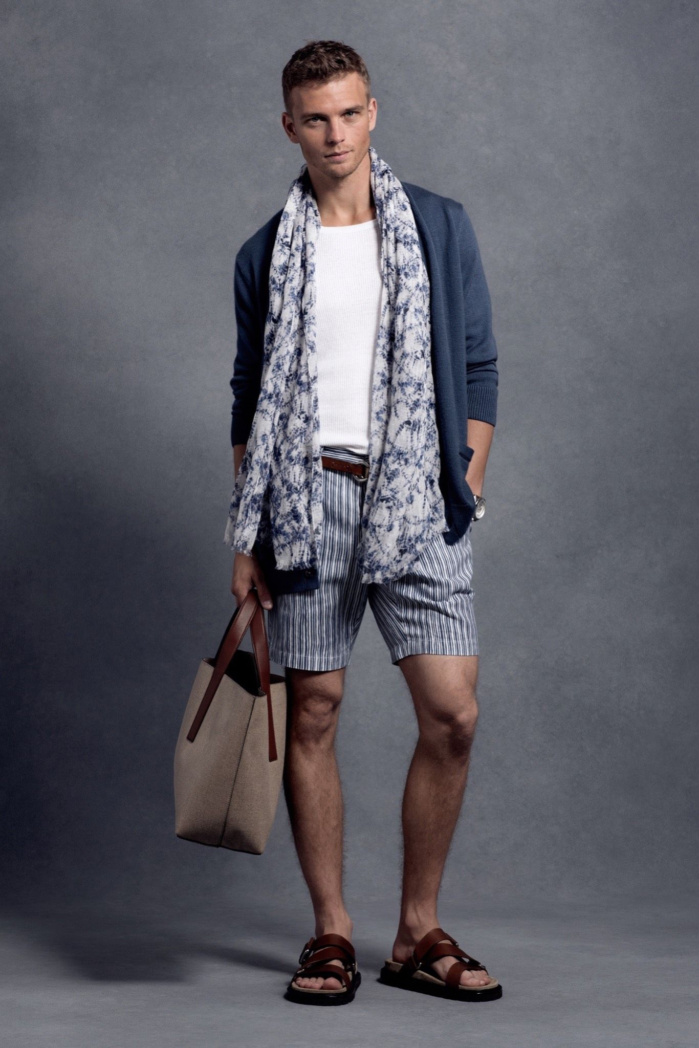 050d4ba43b3c9 Michael Kors Collection Spring 2016 Menswear - Collection - Gallery ...